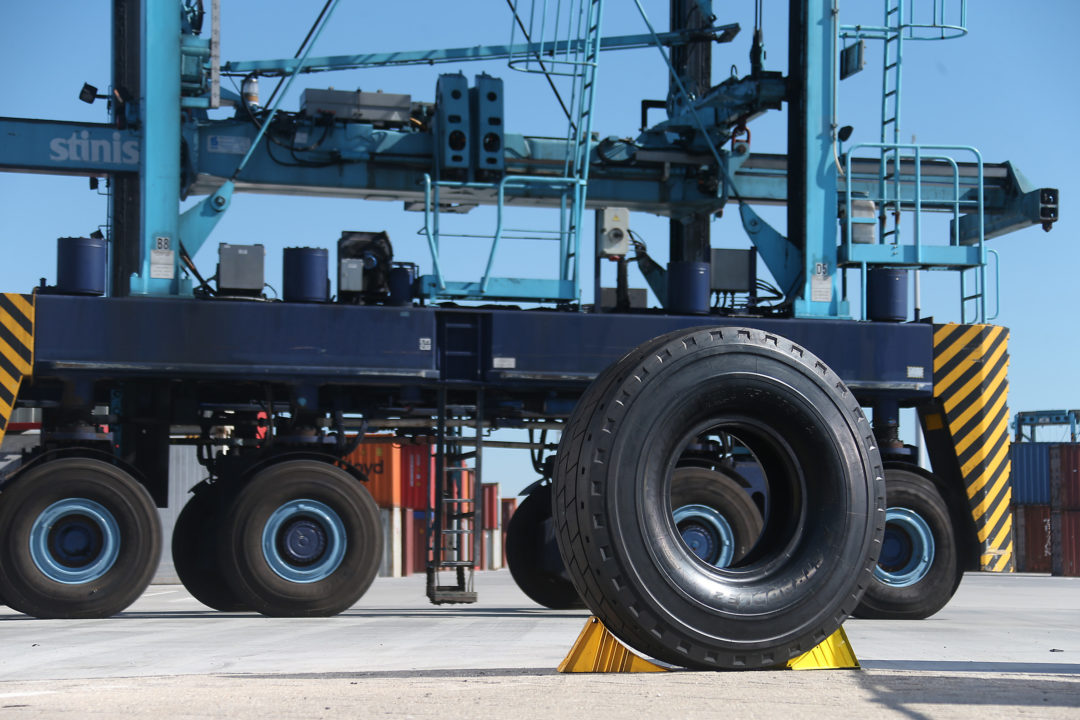 Michelin launches X-Straddle 2 carrier tire