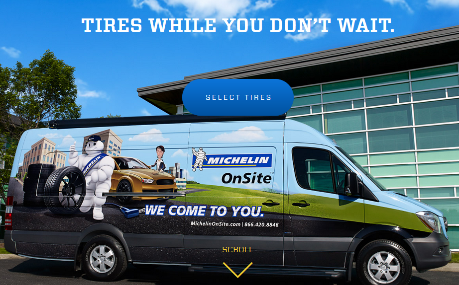 Michelin pilot program sells tires online -- and offers concierge service