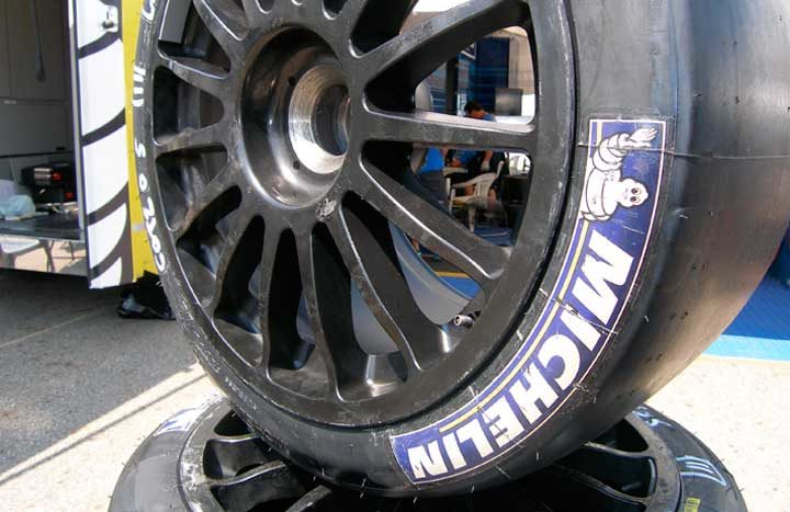 Michelin prepares for Road America up, down, fast and around