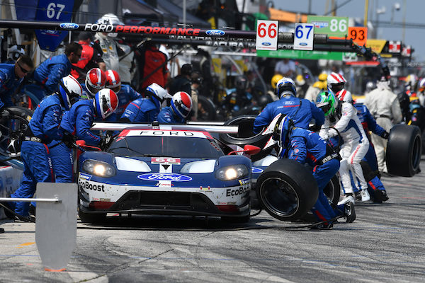 Michelin Provides a Thrilling GTLM Race at Road America