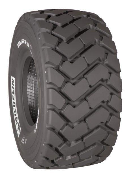 Michelin Releases Two New Sizes for Loader Tire