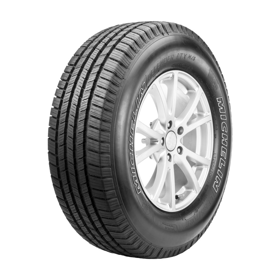 Michelin Rolls Out More Sizes of Defender LTX M/S