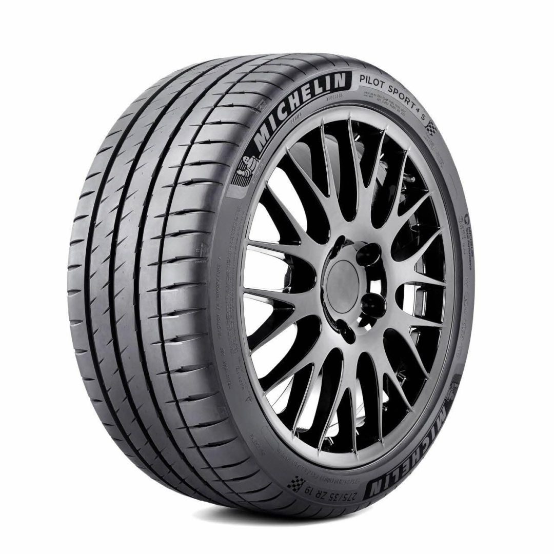 Michelin's New Pilot Sport 4 S Targets Performance Enthusiasts