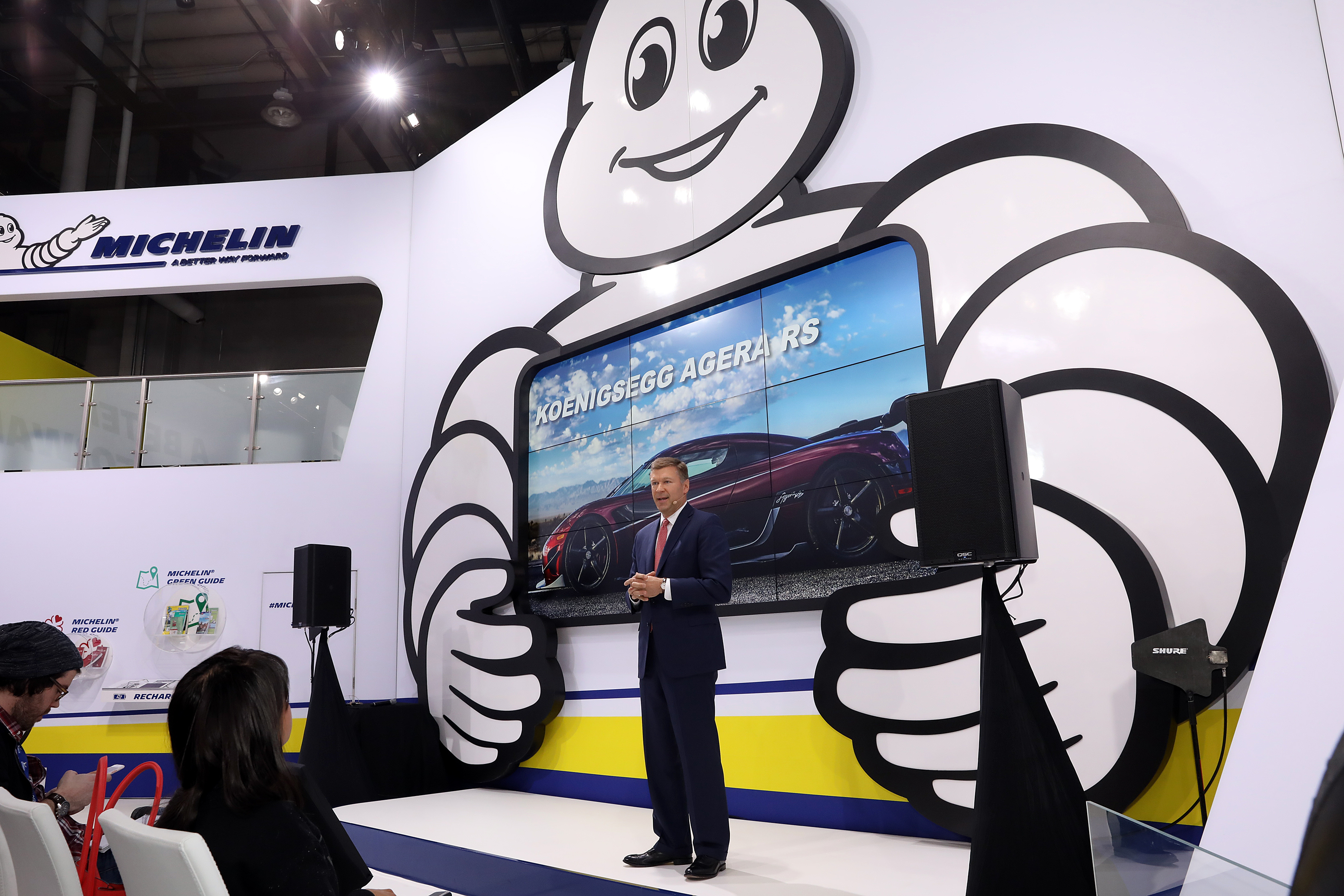 Michelin Seeks Industry Standards for Testing of Worn Tires