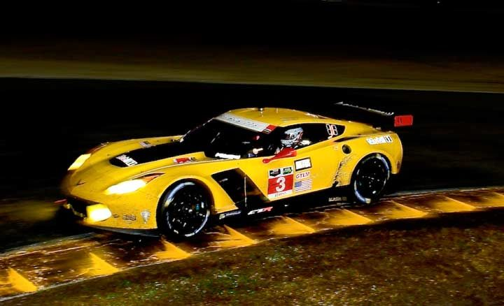 Michelin technology delivers for Corvette in the Rolex 24 at Daytona