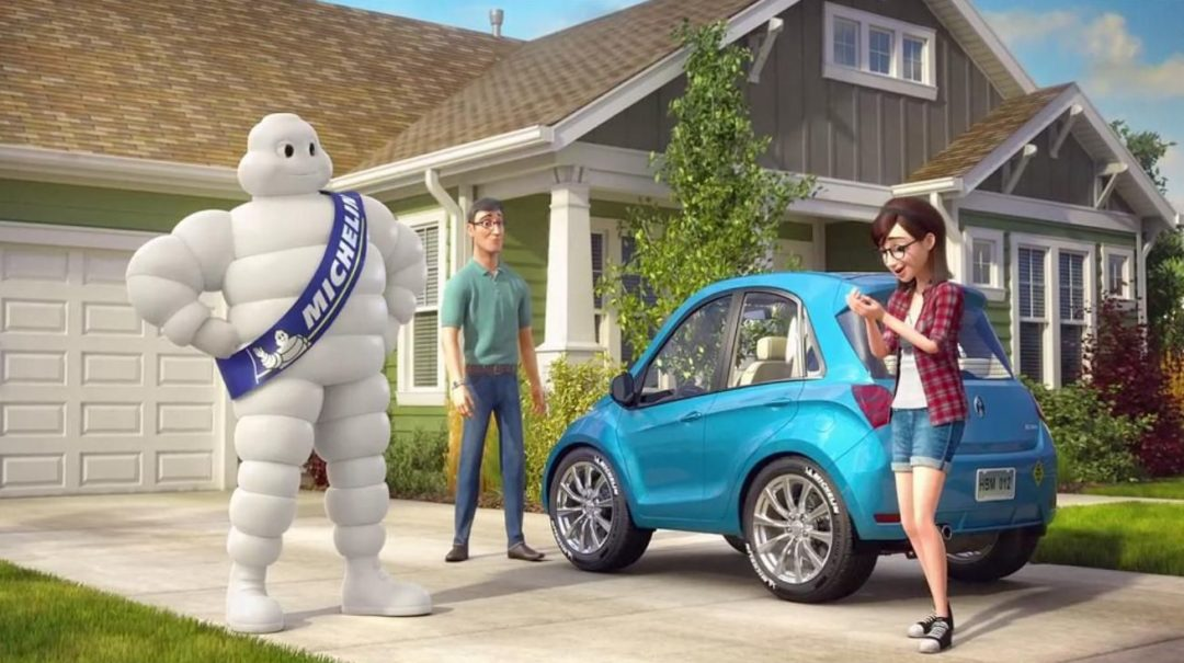 Michelin tire will 'Premier' during March Madness