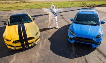 Michelin to Provide Tires for Ford Performance Lineup