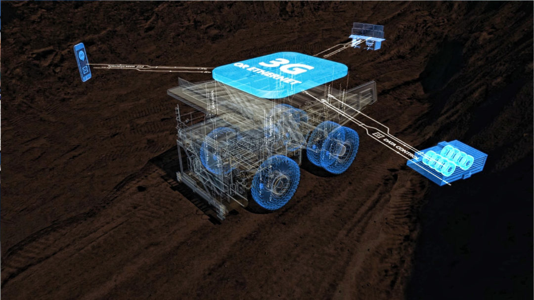 Michelin updates TPMS for mining applications