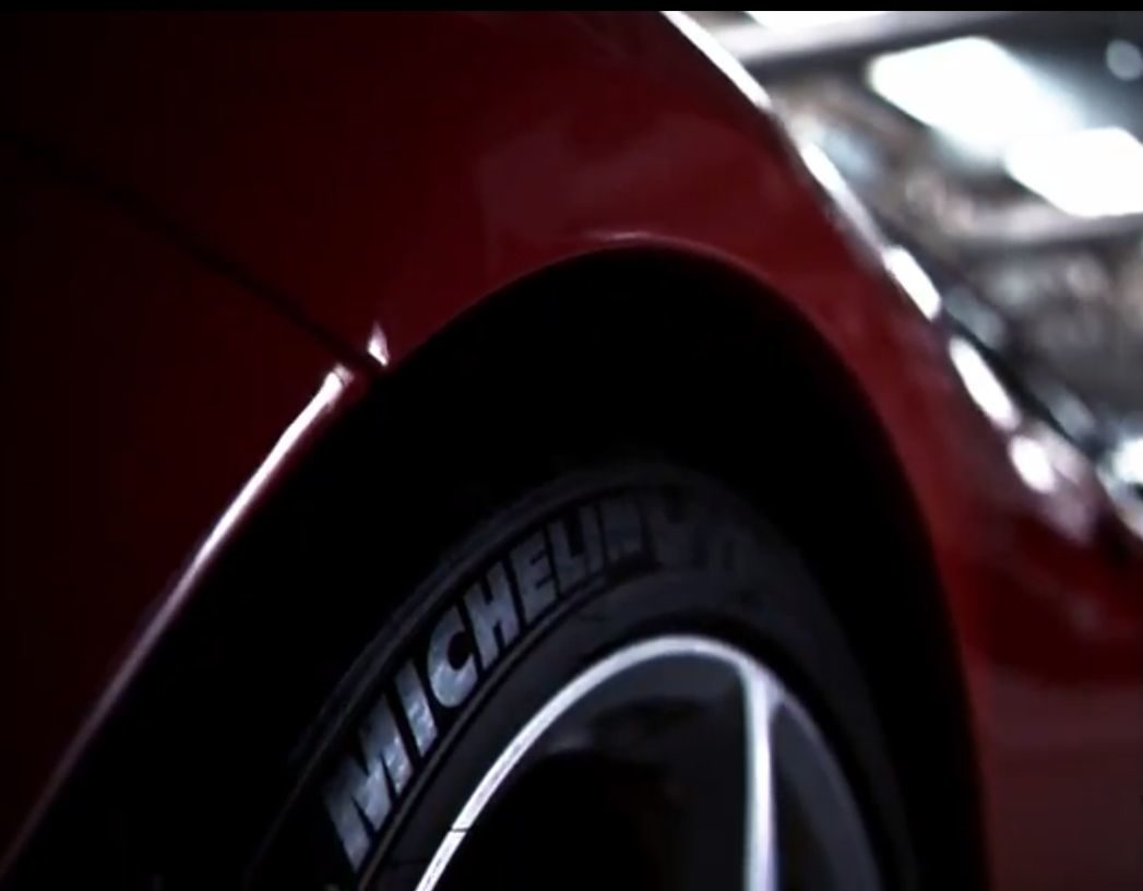 Michelin video goes behind-the-scenes