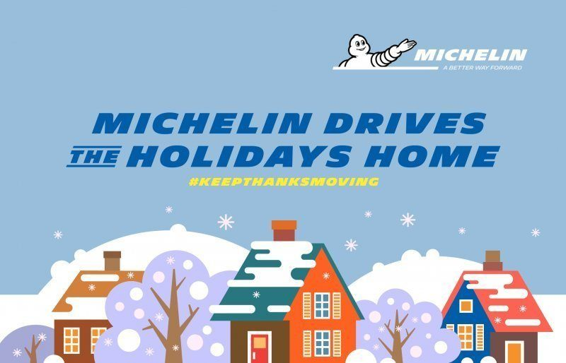 Michelin Works to #KeepThanksMoving