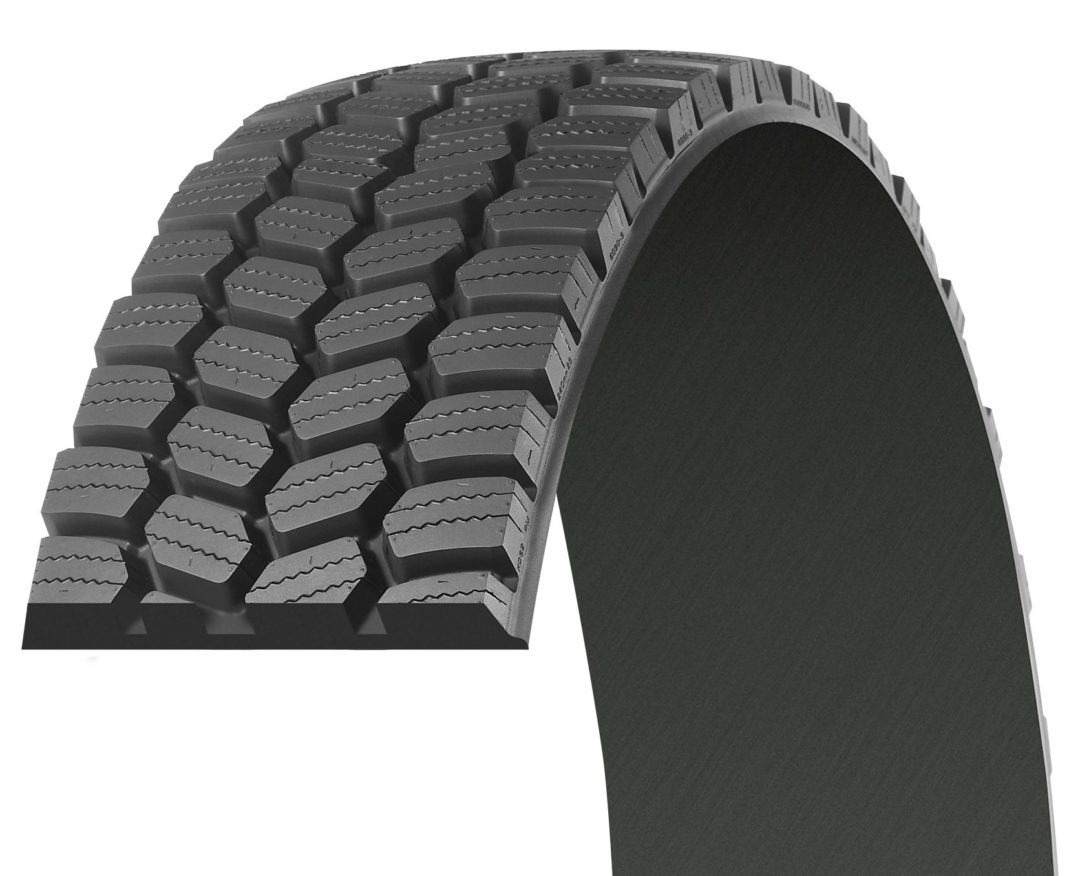 Michelin XDS 2 is 10% better than the XDS