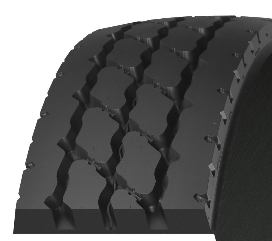 Michelin XZY3 retread sends 'mixed' messages