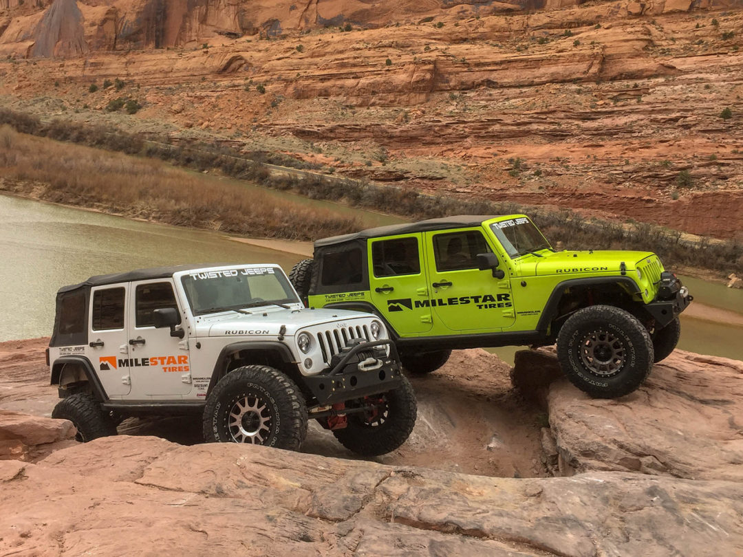 Milestar Patagonia M/T Earns a Fitment in Off-Roading Mecca of Moab
