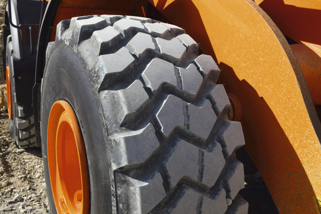 Mitas adds to family of earthmover tires