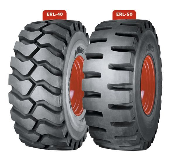 Mitas adds to its earthmover tire lines