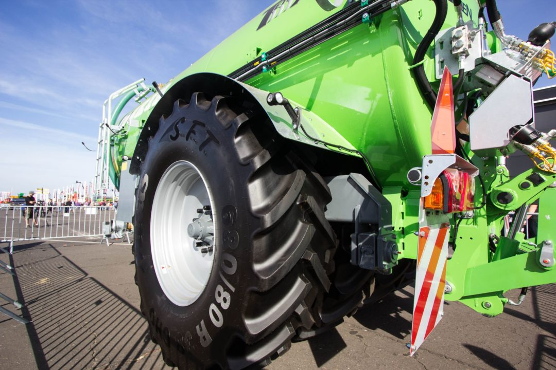 Mitas Expands Harvester Tire Line With 5 New Sizes