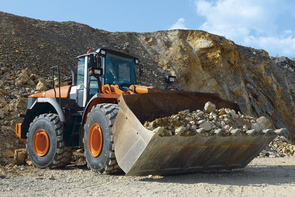Mitas extends earthmover tire size line-up