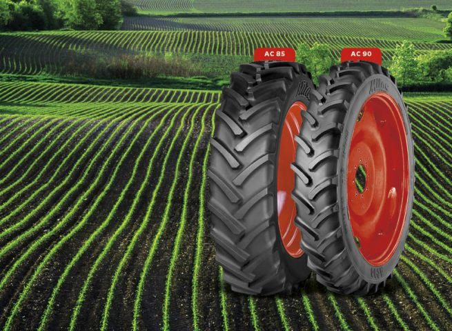 Mitas launches a row-crop tire line
