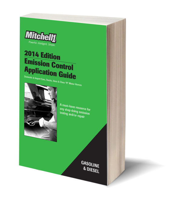 Mitchell 1 releases 2014 emission control guide