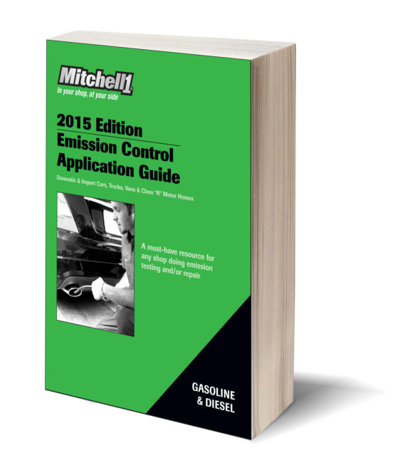 Mitchell 1 releases 2015 emission control guide