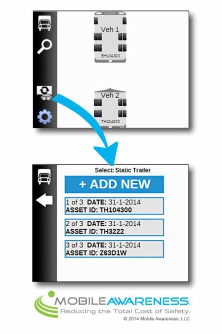 Mobile Awareness adds trailer exchange to TPMS