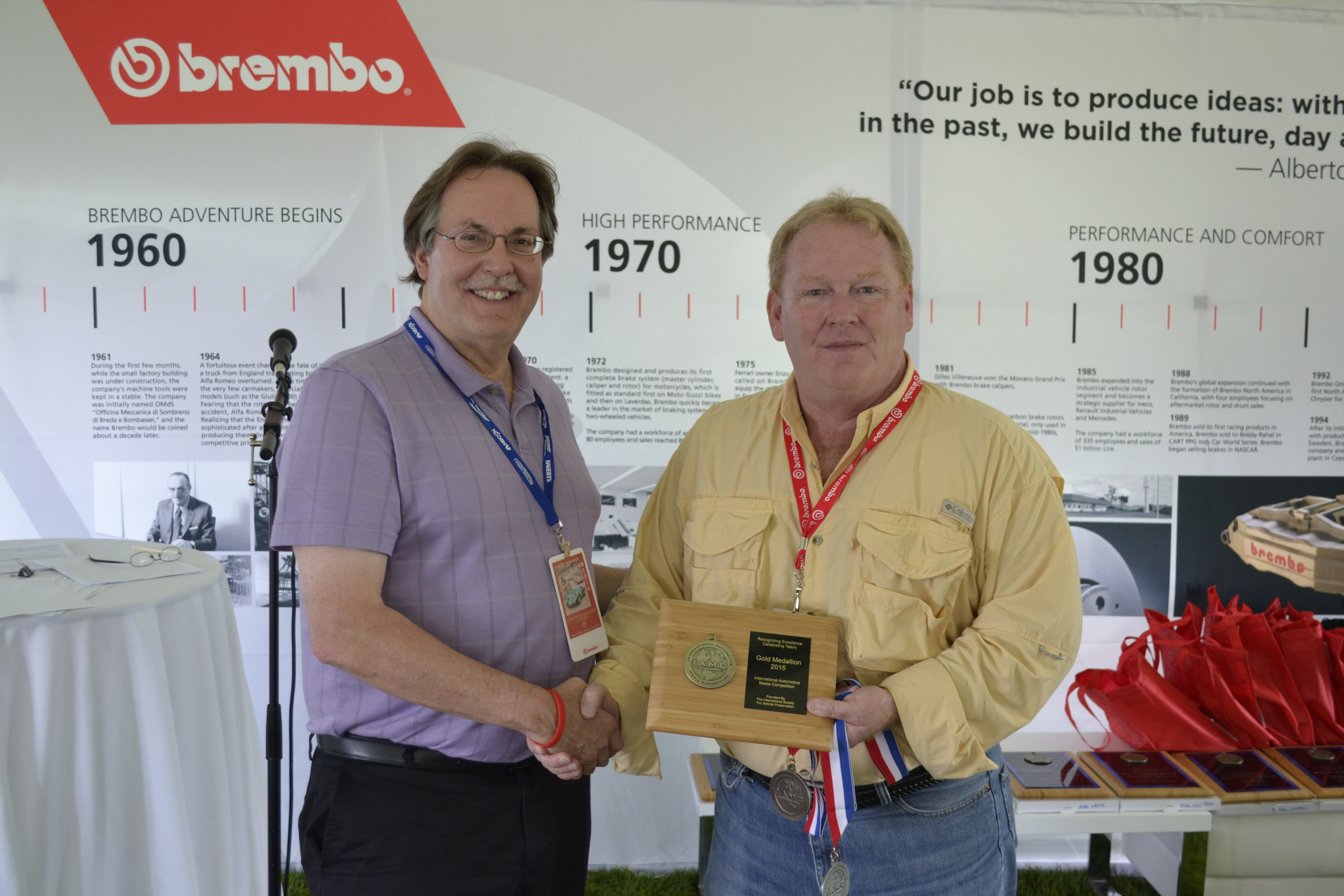 Modern Tire Dealer Wins Five Medals and 'Best of' Category