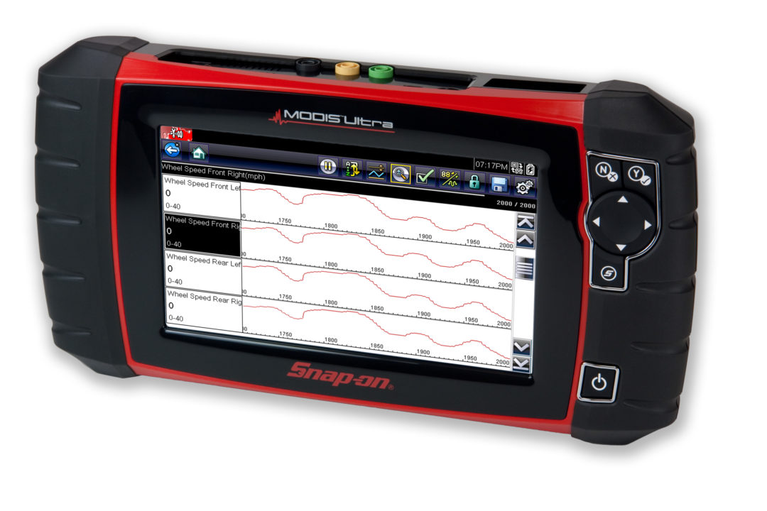 Modis Ultra Diagnostic Tool Delivers Speed