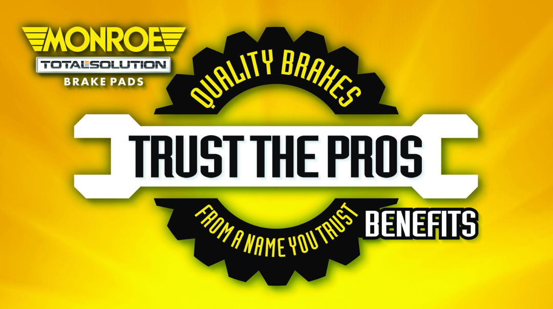 Monroe offers 'Trust the Pros Benefits'