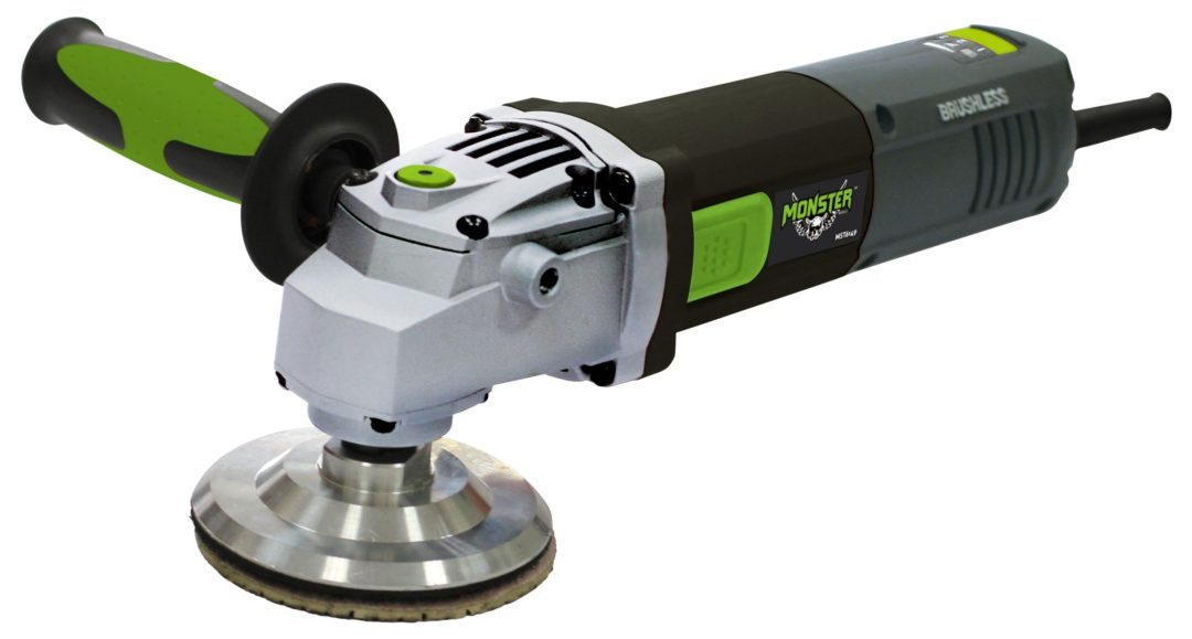 Monster Brand Adds Corded Brushless Tools