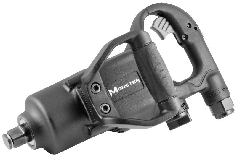 Monster brand adds mini impact wrench