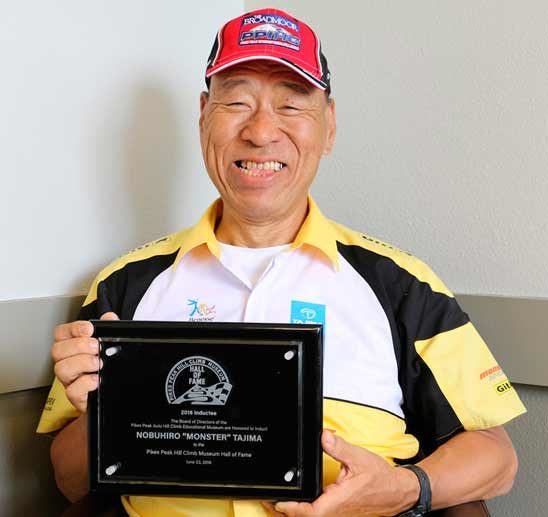 """""""Monster"""" Tajima Caps Off Eventful Week With A 3rd Place  At Pikes Peak"""