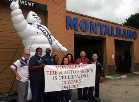 Montalbano Tire is 70 years young