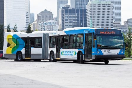 Montreal's Public Transport Picks Vipal For Retreads