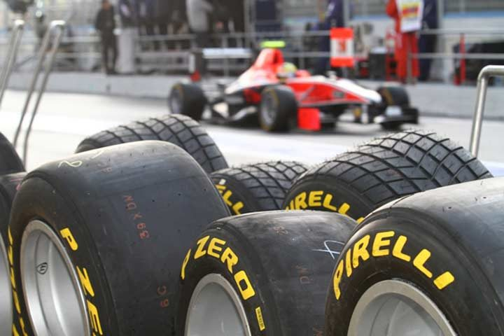 More news associated with Pirelli move into F1