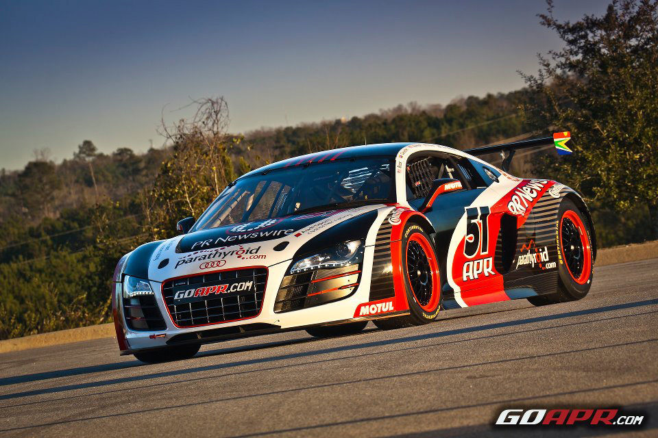 Motul is aiming for gold at the Rolex 24 at Daytona