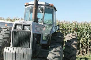 MTD exclusive! Ag tire market remains strong