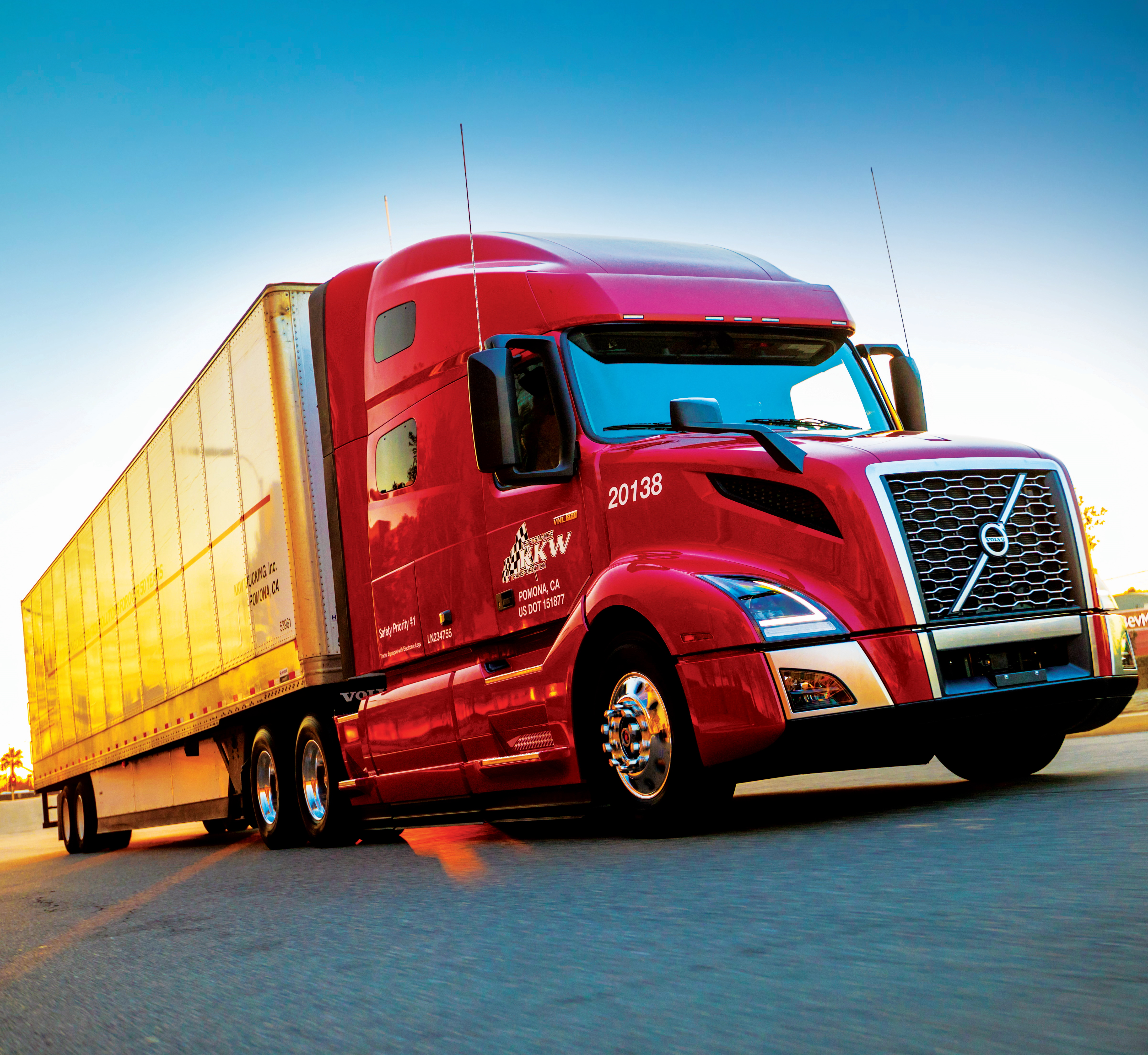 MTD Exclusive: New Year to Bring Challenges for Trucking Industry