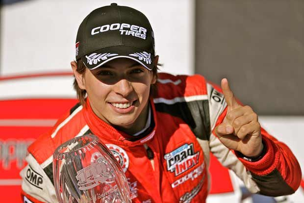 My Mazda Road To Indy:  Gabby Chaves