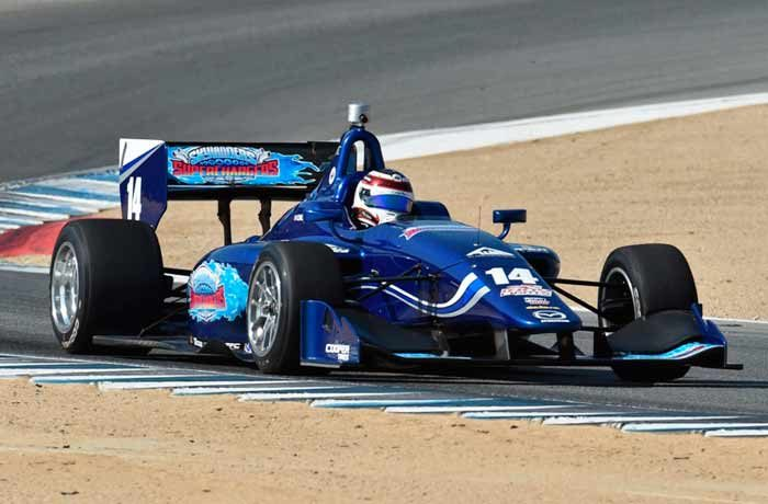 My Mazda Road to Indy: Max Chilton