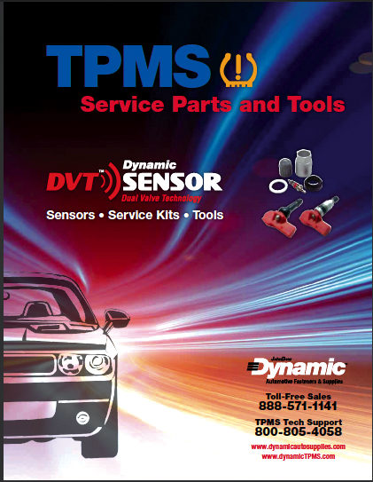 Myers and JDI partner to distribute TPMS