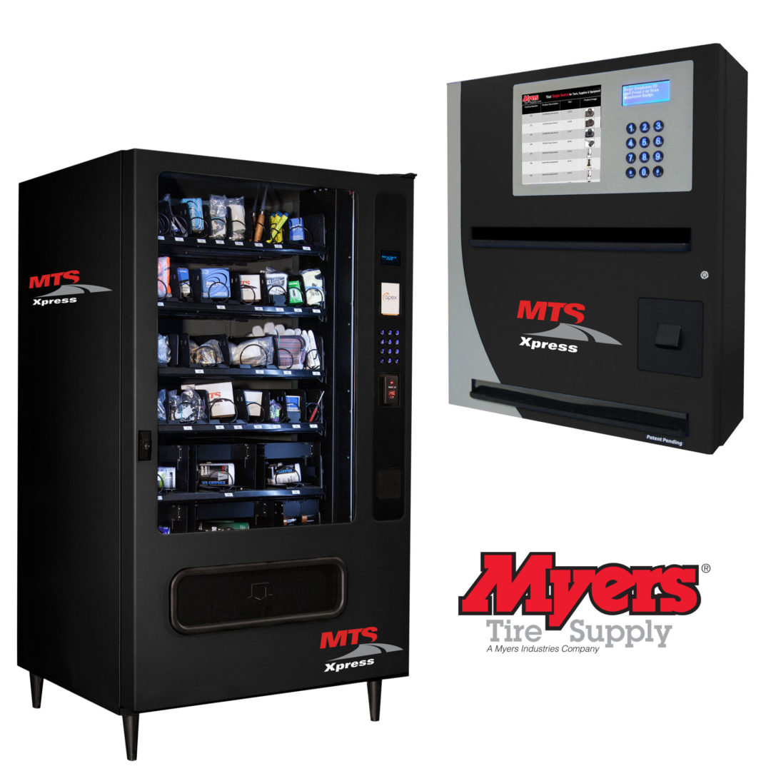 Myers partners with Apex for vending program