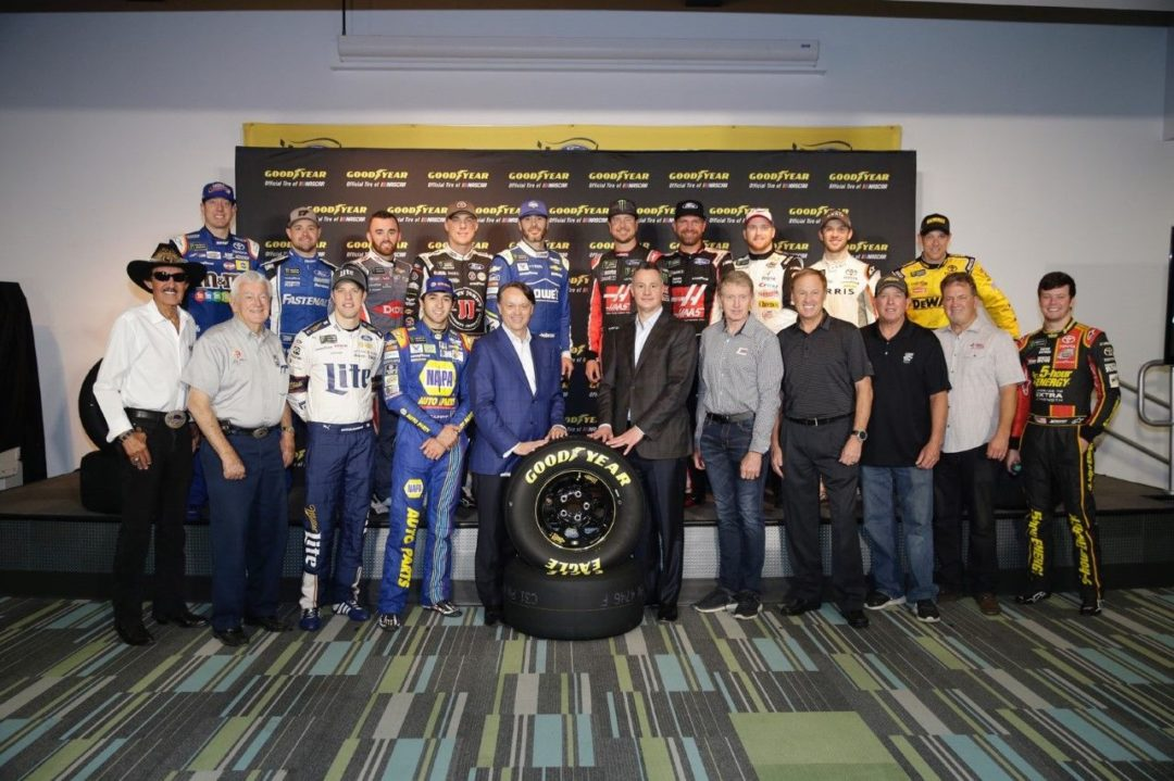 NASCAR and Goodyear Will Stay Together at Least 2 More Years