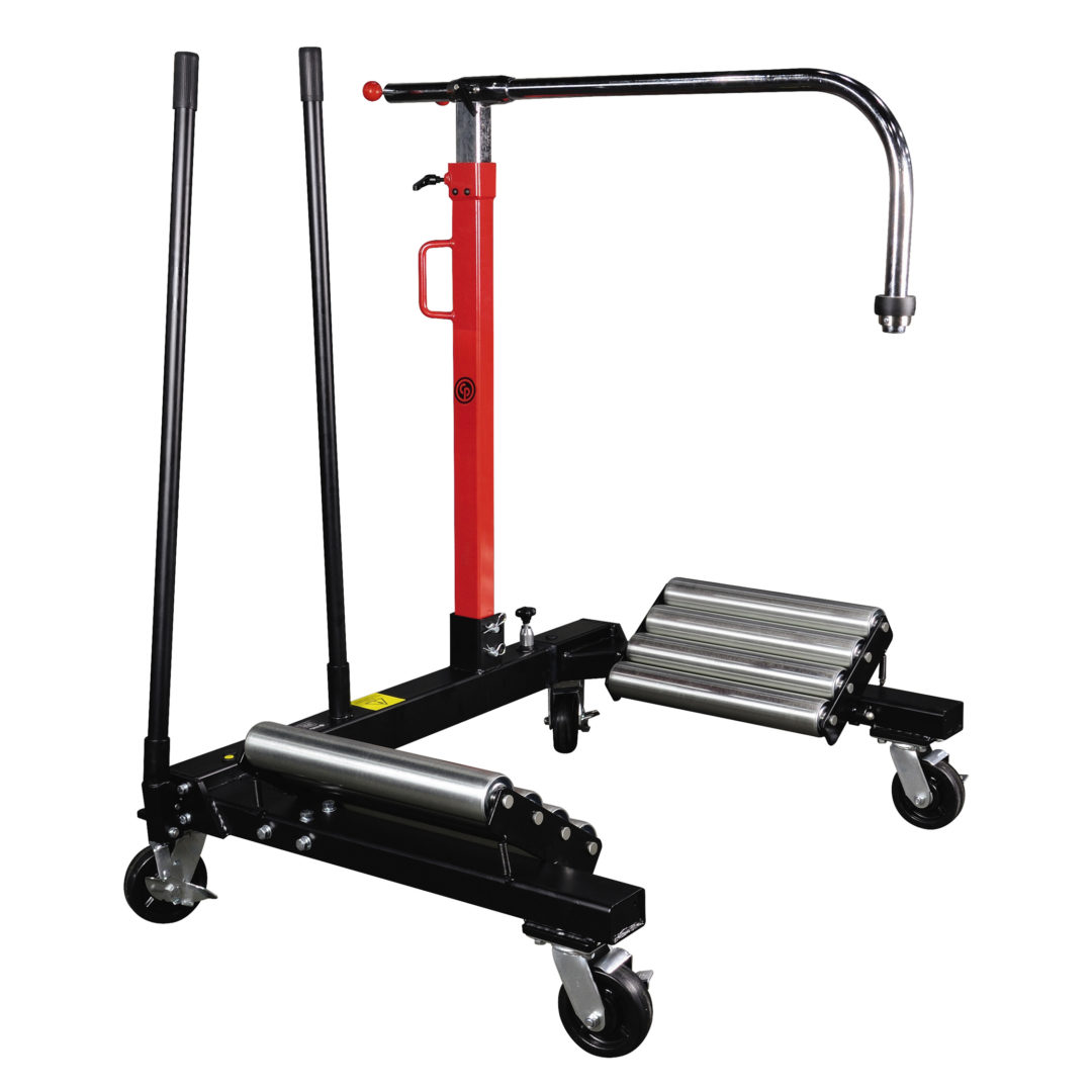 New 1.2-ton Wheel Dolly From Chicago Pneumatic