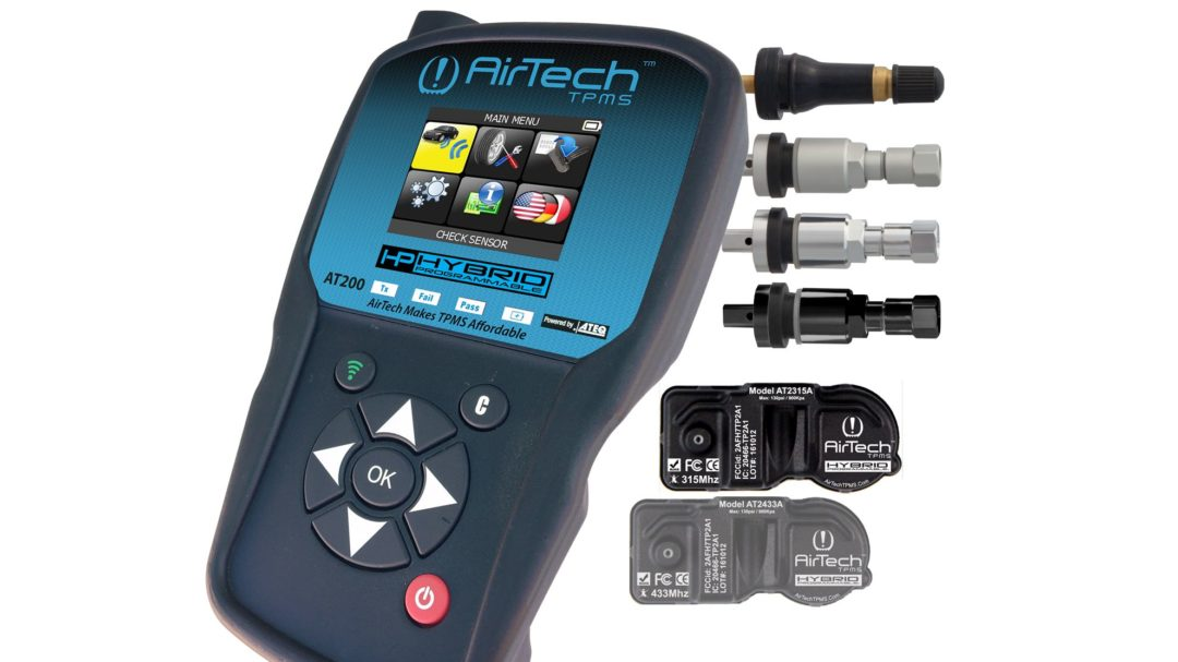 New AirTech Tool Is Designed to Lower TPMS Costs