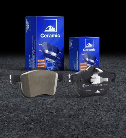 New ATE brake pads for European applications