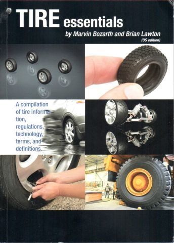 New book on tires covers all the essentials
