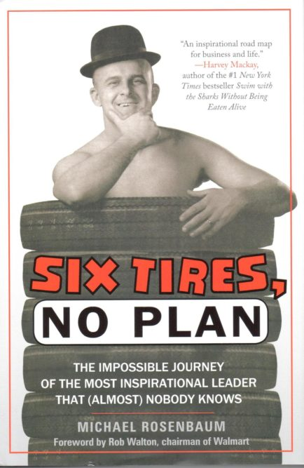 New book tells Discount Tire founder's story