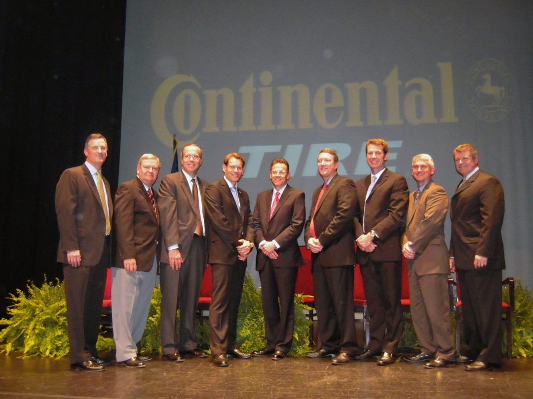 New Conti plant will be 10 years in the making