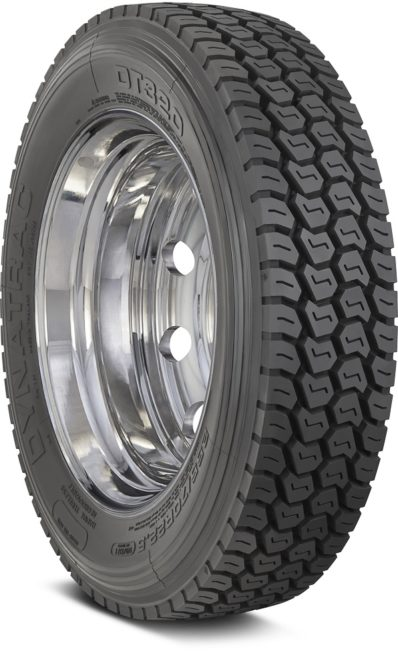 New Dynatrac Medium Truck Tire Line Has 9 Tread Patterns