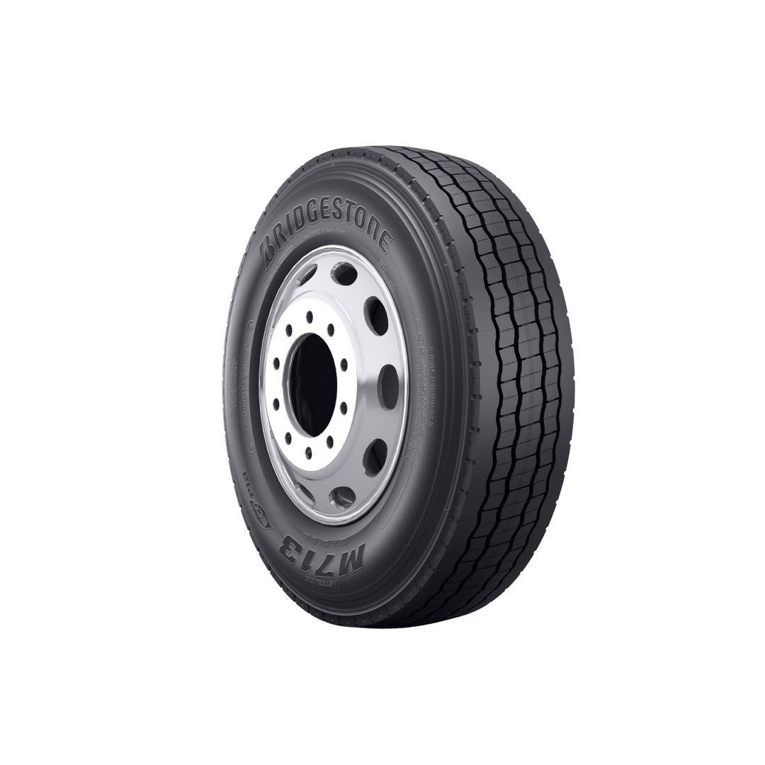 New Ecopia Drive Tire Is Designed to Increase Tread Life